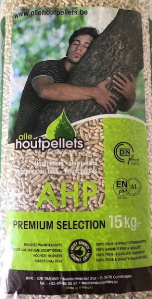 Allehoutpellets Premium Selection