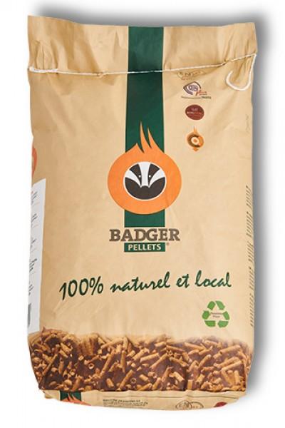 Badger pellets (BE)