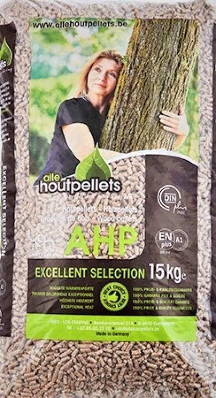 (NL) Allehoutpellets EXCELLENT Selection