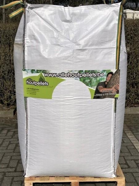 (NL) Big Bag Allehoutpellets Bulk Selection