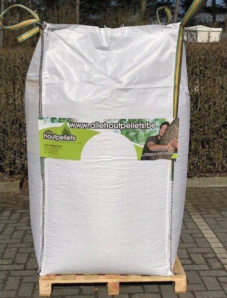 Big Bag Allehoutpellets Bulk Selection