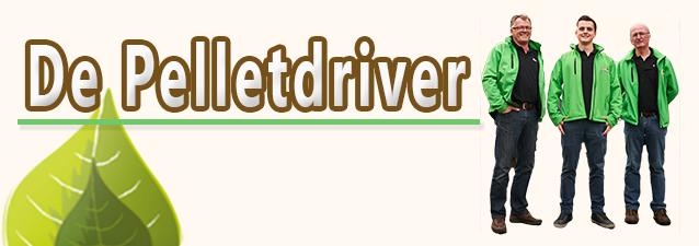 De pelletdriver logo